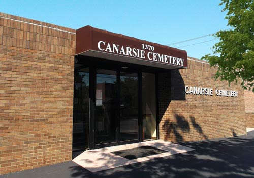 Canarsie-Cemetery-Office-Entrance