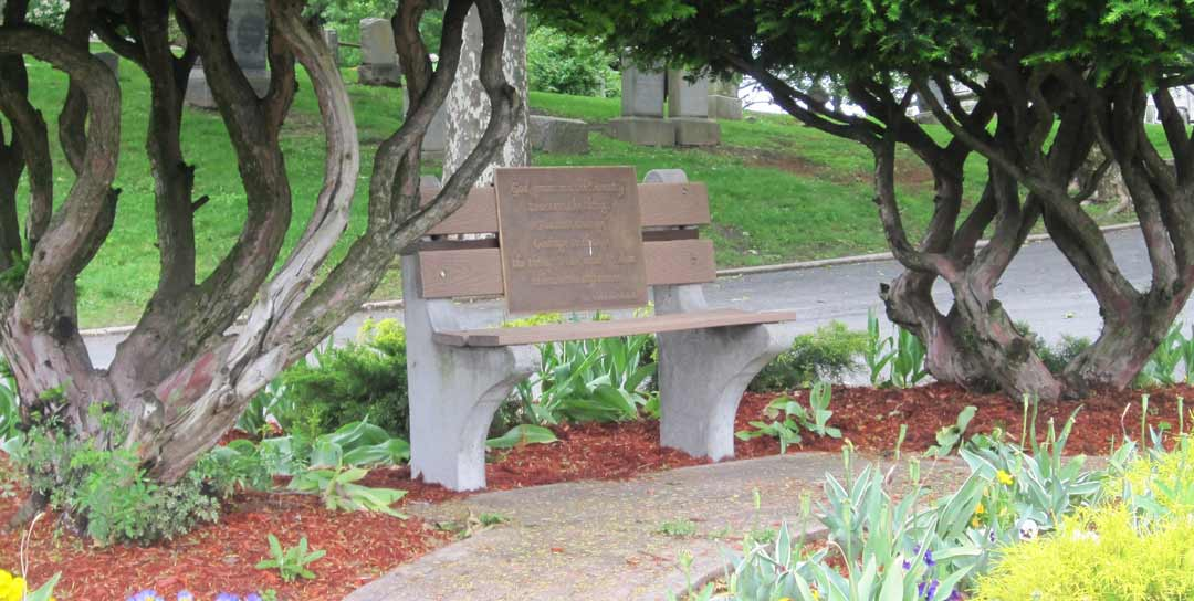Memorial-Bench-for-Canarsie-Cemetery