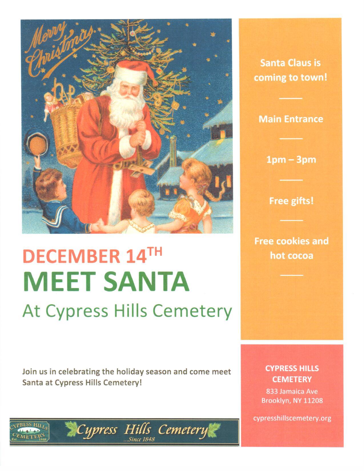 Meet Santa Flyer